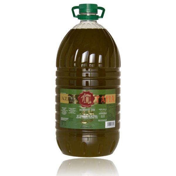 AOVE en pet 5 litros