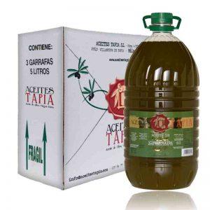 Caja de AOVE 5 litros