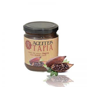 Crema cacao con AOVE